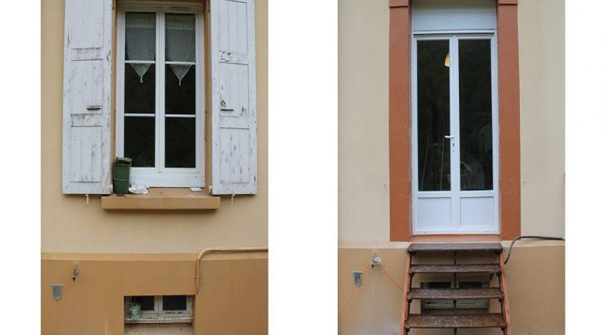Rénovation batiment 94 : changement des fenêtres