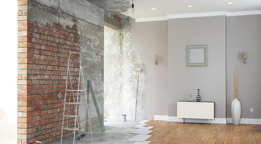 Rénovation de bâtiment à Vitry sur seine : rénovation d'appartement destiné à la location