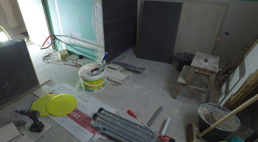 RÉNOVATION BÂTIMENT Vincennes : réalisation d'une salle de bain